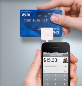 Square Credit Card Reader