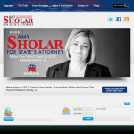 Elect Amy Sholar for Madison County State's Attorney