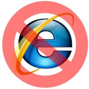 how to stop windows internet explorer running in the background