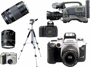 Digital Cameras and Accessories