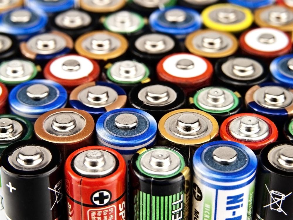 Открытка с батарейкой, картинки для детей